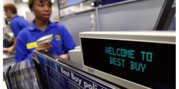 Kreditkrise verdirbt US-Weihnachtsgeschäft