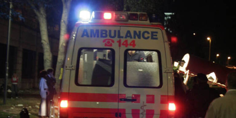 Zwei Schwerverletzte nach Horror-Crash