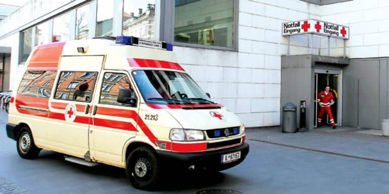 Teenager (14) von Auto erfasst und verletzt