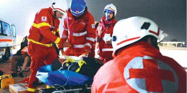 Salzburger (69) erlag Verletzungen nach Unfall