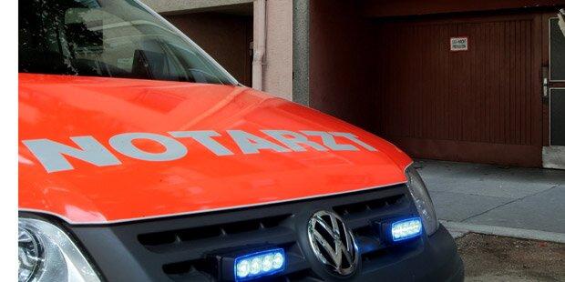 Pkw-Lenker in Wiener Neustadt verunglückt