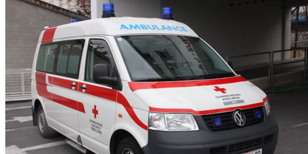 Zwei Kinder bei Pkw-Kollision verletzt