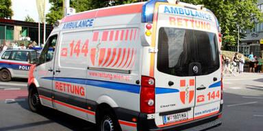 Rettung Wien