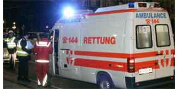 Steirer mit Schusswunde aus brennendem Haus gerettet