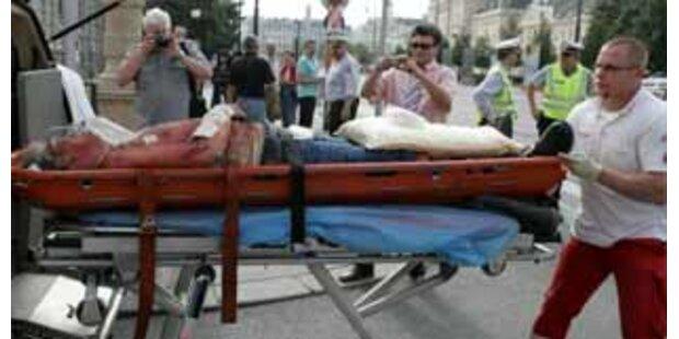 Pensionisten von Pkw erfasst und getötet