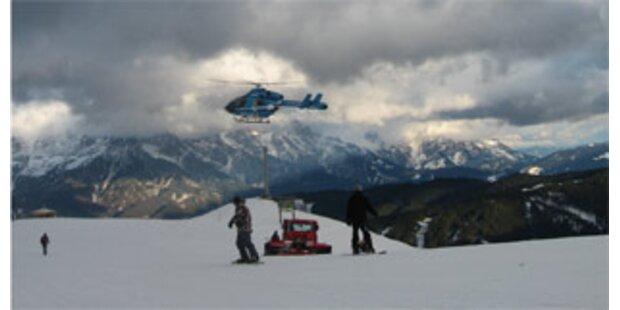 Wiener Skifahrer starb nach Sturz  trotz Helms