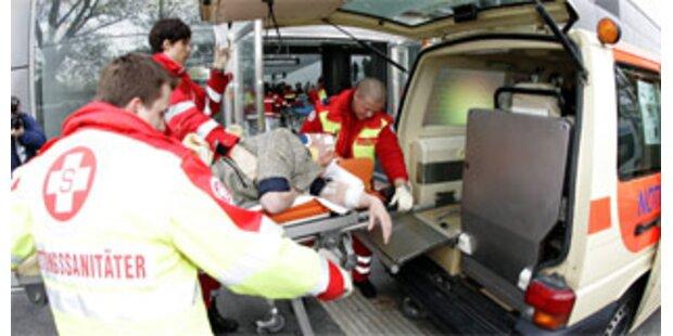Pkw verletzt Reiterin bei Schladming schwer