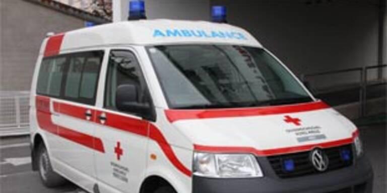 Schwerer Autounfall auf der A1 in NÖ