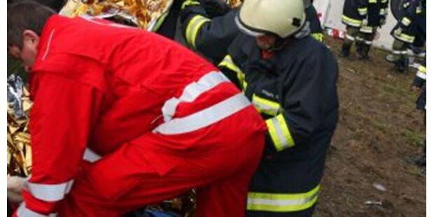37-Jährige stirbt bei Unfall in OÖ