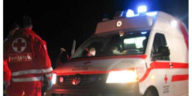 Vier Verletzte bei Unfall in NÖ
