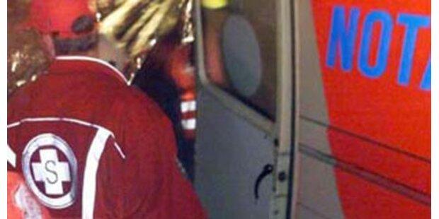 Arbeiter stürzte in Wien 12 Meter ab