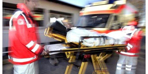 21-jähriger Kärntner an Erbrochenem erstickt