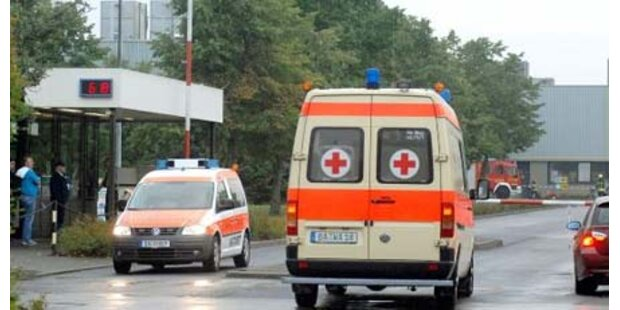 Zwei Tote bei Geldtransporter-Unfall