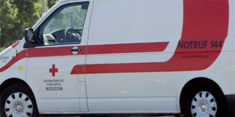 Mann bei Frontal-Crash gestorben