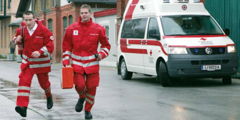 Rettung Rotes Kreuz