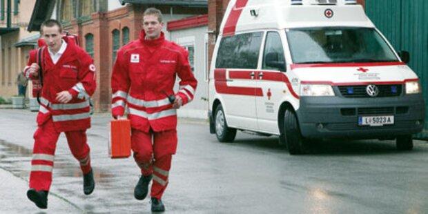 Spaziergängerin stürzte am Kapuzinerberg ab