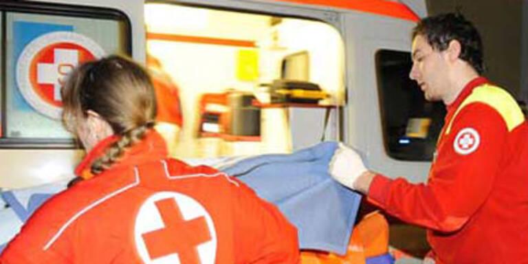 Chemie-Unfall: 20 Personen verletzt