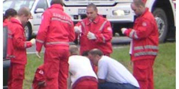 Zwei Tote bei schwerem Unfall in Horn