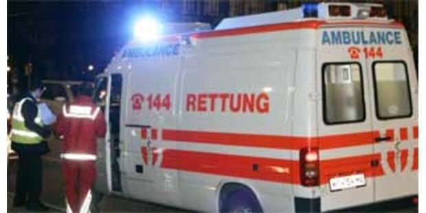 Zwei Kinder in OÖ bei Verkehrsunfällen verletzt