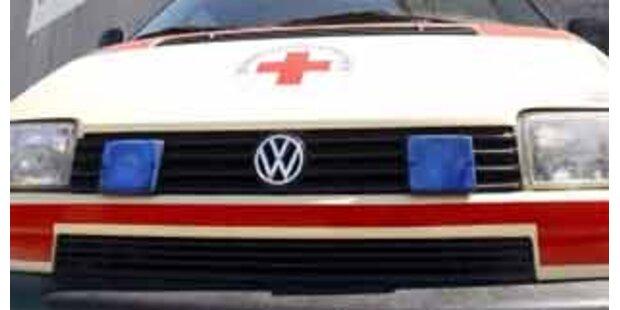 Oberösterreicher starb bei Autounfall