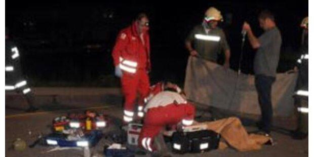 L-17-Lenker verursacht schweren Crash in OÖ