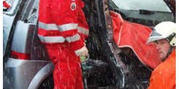 31-Jähriger stirbt bei Unfall im Pongau