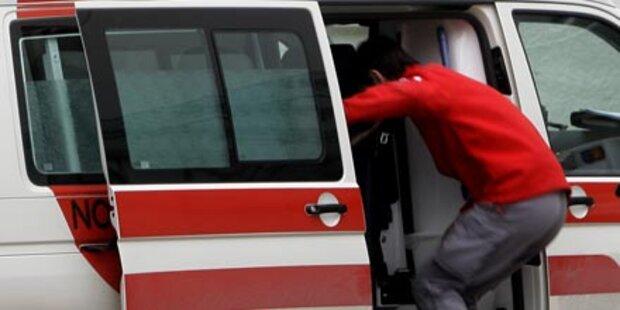 17-Jähriger bei Unfall schwer verletzt