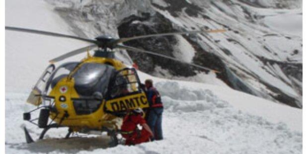 Deutscher stürzte in Tirol 150 Meter in den Tod