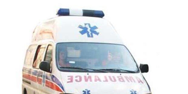 Bulgare trat schwer verletzt zur Matura an