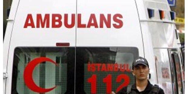 Attentat auf türk. Gewerkschaftsboss