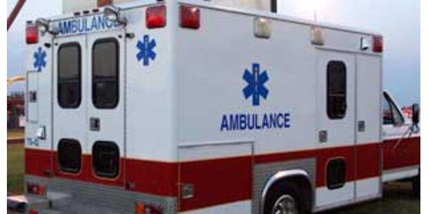 Sieben Kinder mit Schulbus tödlich verunglückt