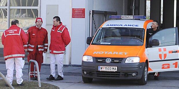 Wiener Arbeiter von Rigipsplatte getötet