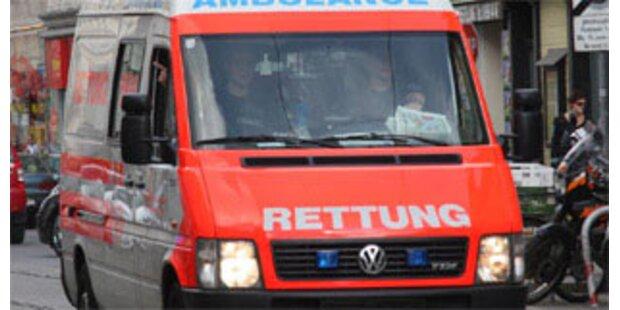 Tiroler mit 2,26 Promille verursachte Unfall