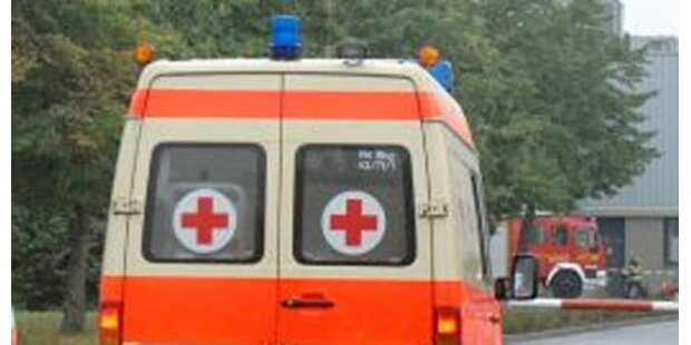 Grazer nach Motorradunfall im Spital
