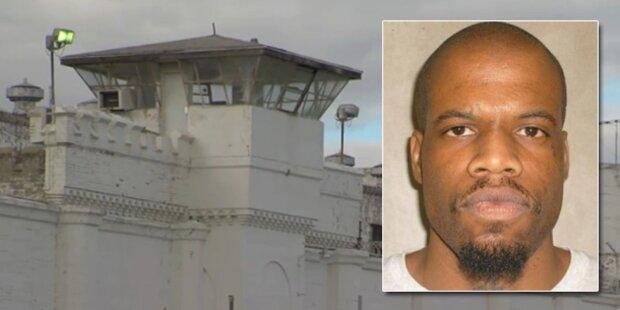 Nach Panne: Oklahoma stoppt Hinrichtungen