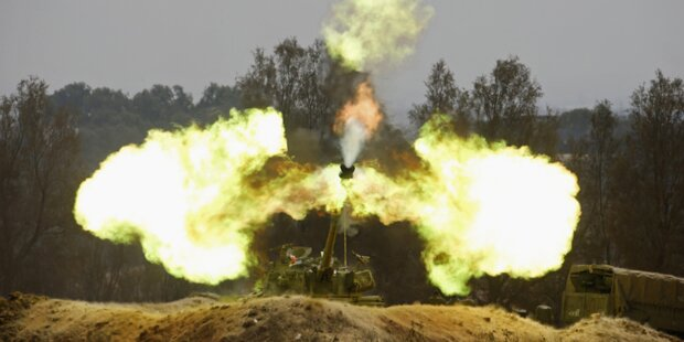 Gaza: Israel intensiviert Angriffe