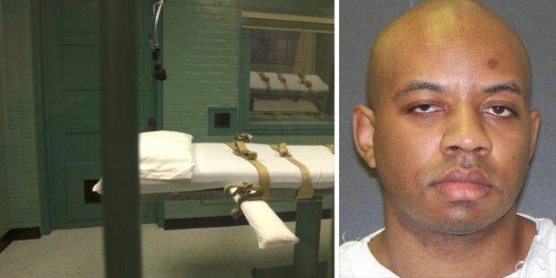 Rapper Ray Jasper in Texas hingerichtet