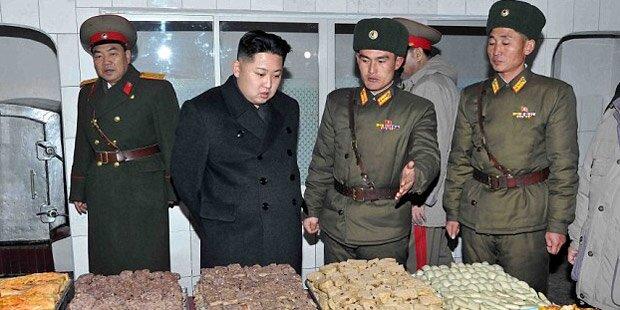 Kim plant weitere Restaurants in Europa