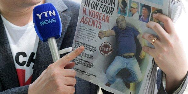 Mord an Kims Halbbruder als TV-Streich getarnt