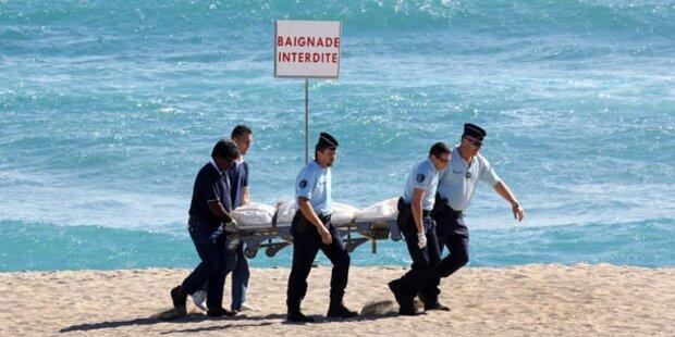 Surfer vor La Reunion von Hai getötet