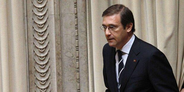 Portugal fährt 2014 schmerzhaften Sparkurs