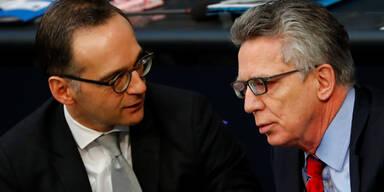 Heiko Maas wird deutscher Außenminister