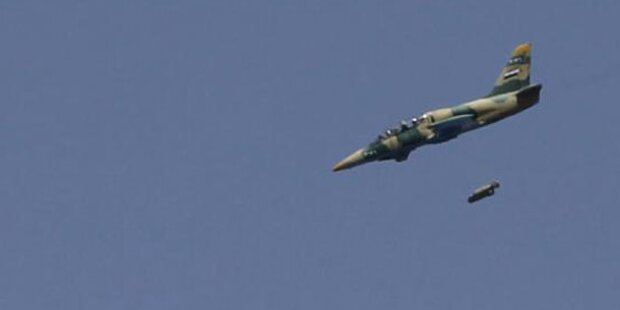 Kampfjets attackieren Dorf an Grenze zur Türkei