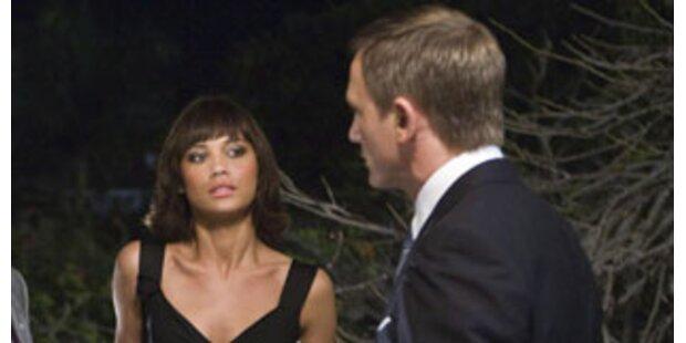 James Bond: 1500 Statisten warten auf Einsatz