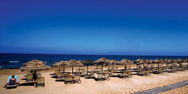 Urlaub bis zu 35% billiger