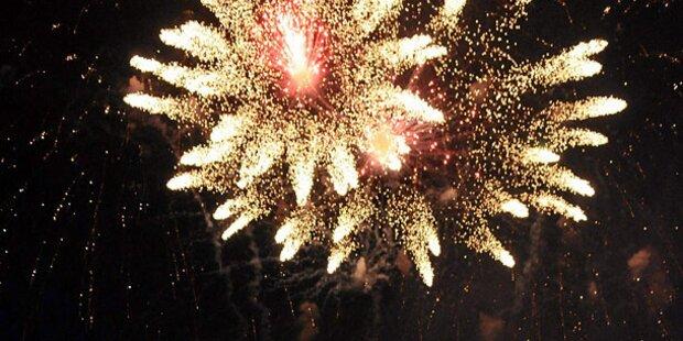 So unterschiedlich wird Neujahr gefeiert