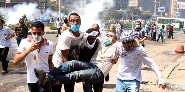 Ägypten: Blutiger Freitag in Kairo