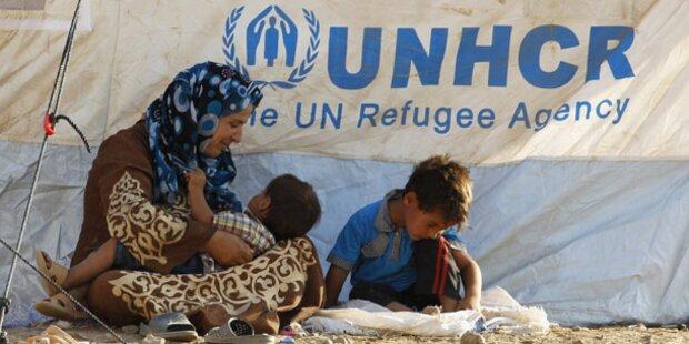 Millionen wollen raus aus Syrien