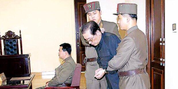 Warum Kim seinen Onkel hinrichten ließ