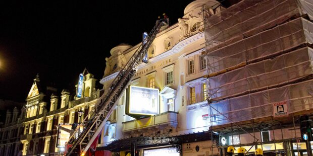 Horror-Einsturz schockt London